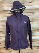 Women's The North Face Hyvent DT Rain Jacket Wind Breaker Coat Size Small
