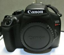 For Parts Or Repair - Canon Eos Rebel T6 Body Only