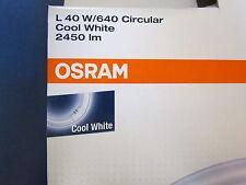 Osram Ring-Leuchtstofflampe Blanco Fresco 40W/640 8000H Long Life 2450Lm