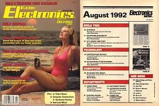 Vintage Electronics Magazines-RE combined with EN 1992-1995,Projects,Hobby,Fun
