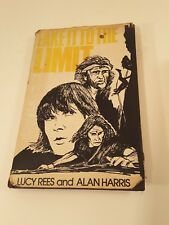 TAKE IT TO THE LIMIT LUCY REES AND ALAN HARRIS SIGNED COPY