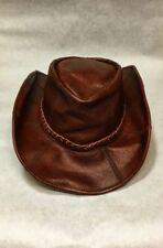 bf572d40420 Leather Fitted Vintage Hats for Men