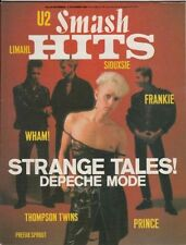 November Smash Hits Music, Dance & Theatre Magazines