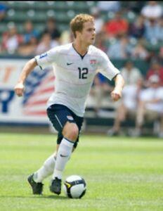 USMNT rare Nike match shorts worn by Michael Bradley #12