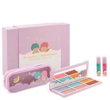 Sugarpill x Little Twin Star Makeup Collection SET Palette, 2 Lipstick, Case NEW