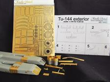 1/144 Metallic Details MD14403 Detailing set for aircraft Tu-144