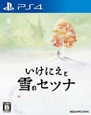 Used PS4 Setsuna of Snow and Sacrific(I Am Setsuna) Japanese version F/S
