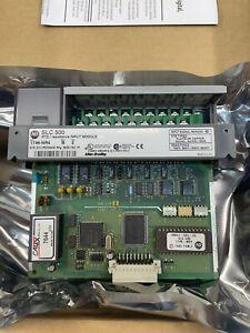 Allen Bradley 1746-NR4 B FRN 2 RTD/ Resistance Input Module (Not Original Box)
