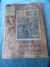 PORTE-MENU TRIPLE-SEC ALLARY MUSSIDAN Dordogne