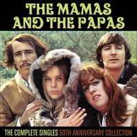 The Mamas and Papas • The Complete Singles • 2CD • 2015 Real Gone Music ••NEW••