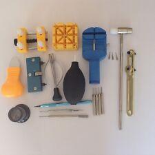 New 20 pcs watch repair tools kit watch repair tool kit watch repair kit