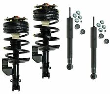 2 Premium Front Complete Struts With Springs + 2 Shocks Fits Lumina APV