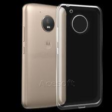 Shock Absorbing Transparent Slim Soft Tpu Case for Motorola Moto G5 Xt1676 Phone