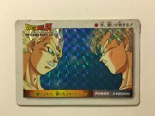 Dragon Ball Z PP Card Prism 1081
