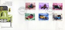 New Zealand 1972 Thirteenth Intenational Vintage car Rally First Day Cover