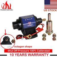 Universal 4-7 PSI 5/16 inch Micro Low Pressure Electric Fuel Pump 35 GPH 12V