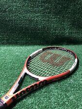 "Wilson Ncode Ntour Tennis Racket, 27.5"", 4 1/8"""