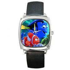 Disney Finding Nemo leather wrist watch
