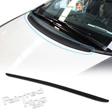 UNPAINTED HOOD FRONT LIP BONNET SPOILER For ALL CAR For BMW,BENZ,For Lexus AUDI