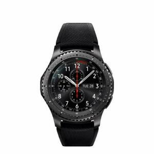 Samsung Galaxy Gear S3 Frontier Smart Watch SM-R760 Bluetooth+WiFi 46mm Black