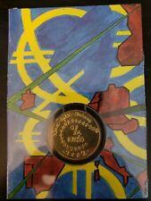 1/4 Euro Commemorative France 2002 - Euro Of Kids