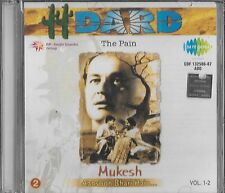 "Dard -mukesh- ""aansoon bhari HAIN "" - Nuevo Bollywood SARE GAMA BANDA SONORA CD"