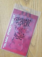 MV AGUSTA RIVALE DRAGSTER  MOTORCYCLE TANK PROTECTOR PAD PROTECK MADE IN ITALY