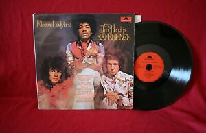 33T/ DOUBLE LP/ THE JIMI HENDRIX EXPERIENCE ELECTRIC LADYLAND