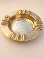 Cendrier Pour Cigares En Bronze Vintage