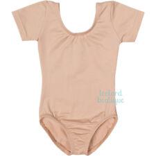 The Leotard Boutique Short Sleeve Leotard for Infants,Toddlers & Girls. USA Made