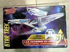 Air Hogs Star Trek U.S.S Enterprise NCC-1701-A R/C Drone-No Stand or Manual*Read