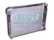 THE BEST Chevy Nova Aluminum HD Radiator 1969 1970 1971 1972 - NO 3 ROW JUNK