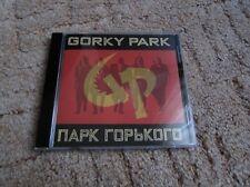 Gorky Park - Gorky Park CD S/T self titled Парк Горького