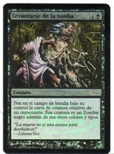 MTG MAGIC 1x LEVANTARSE DE LA TUMBA / RISE FROM THE GRAVE PROMO FOIL  ESPAÑOL