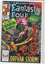 Fantastic Four #323 Inferno Kang 9.4