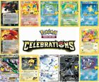2021 Pokemon Celebrations Singles - Choose Your Card! - Many Available, All NM