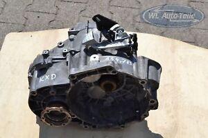 VW Touran Audi Seat Skoda Getriebe KXD 6 Gang