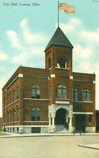 Lawton. OK The City Hall 1910
