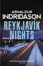 Reykjavik Nights by Arnaldur Indridason (Paperback, 2015)