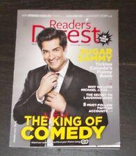 Reader's Digest magazine SUGAR SAMMY October 2013 Lawrence HILL Elaine Lui J FOX