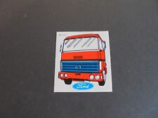 Sticker autocollant : camion Ford