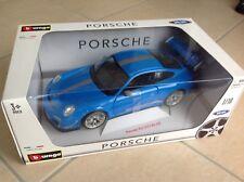 Bburago 1:18 Porsche 911 GT3 RS 4.0 OVP Neu