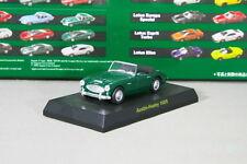 Kyosho 1/64 Austin-Healey 100/6 Green British Miniature car 2006 Limited