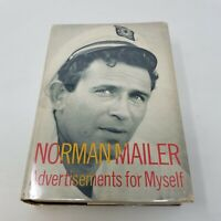 Advertisements for Myself Normal Mailer (First Edition, 1959, Dust Jacket)