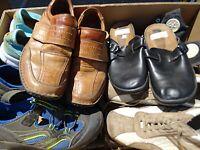 Herren-Sommer Schuh Paket für Verkäufer -10 Paar im SET- Größe 41/ HSU-41-012