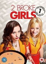 2 Two Broke Girls Complete Series 1 DVD All Episode First Season Original UK NEW