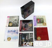 RUSH / JAPAN Mini LP SHM-CD x 6 titles + PROMO BOX (Moving Pictures BOX) Set!!