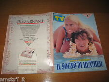 TV SORRISI E CANZONI=1993/46=HEATHER PARISI=GERRY SCOTTI=FRANCESCO DE GREGORI=