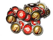 St Francis de Sales relic medal patron deaf people educators Ohio Catholic press