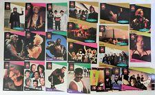 Lot of 45 ProSet Super Stars MusiCards Trading Cards John Lennon Doors Madonna